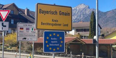 Mini-Grenzübergänge zu Bayern öffnen schon heute