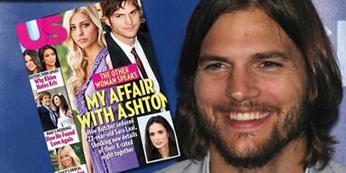 "Sara Leal: ""Ashton Kutcher wollte Dreier"""
