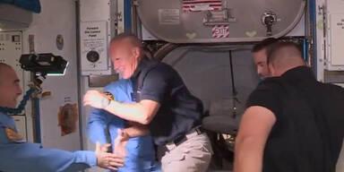 SpaceX Astronauten ISS