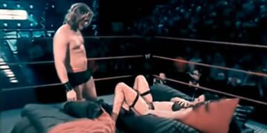Wrestling-Diva Lita packt über Sex-Szene aus