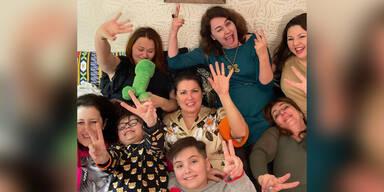 Netrebko: Corona-Party mit Verwandten