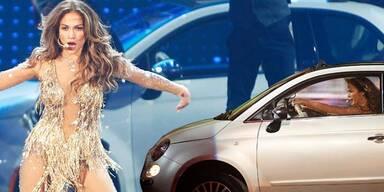 Jennifer Lopez: Schleichwerbung