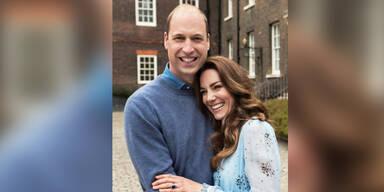 William & Kate: Neue Pärchen-Fotos zum 10. Hochzeitstag