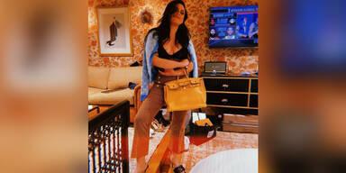 Influencerin Danielle Miller