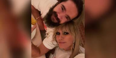 Heidi Klum plaudert über Tom Kaulitz' Penis