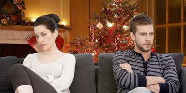 Übersteht Ihre Beziehung den Weihnachtsstress?