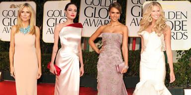 Angelina hatte schönste Golden Globe-Robe