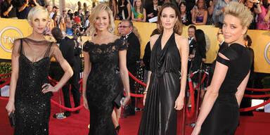 Red Carpet-Looks SAG Awards 2012