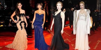 Goldene Kamera 2012 - Red Carpet Looks