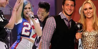 Katy Perry: Hinter Vonns Footballer her?