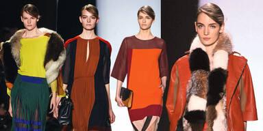 New York ist im Fashion- Fieber