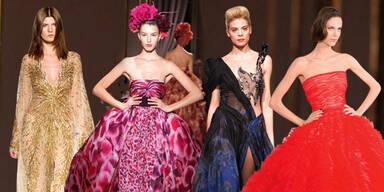 Dresscode Opernball: Glamour!