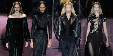 Gucci: Opulenter Start in Mailand