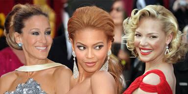 Die schönsten Oscar-Beauty Looks