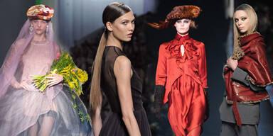 Die Top-Shows der Pariser Fashion Week