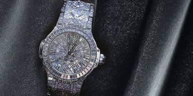 5 Millionen Dollar: Die teuerste Uhr der Welt