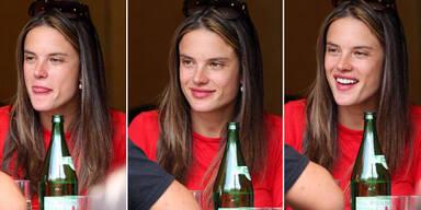 Alessandra Ambrosio ungeschminkt
