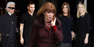 Die 20 mächtigsten Menschen der Modewelt