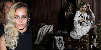 Alice Dellal für Chanel