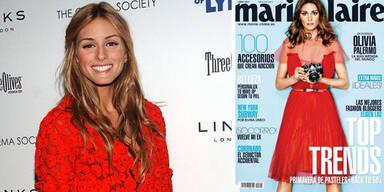 Olivia Palermo für Spaniens Marie-Claire