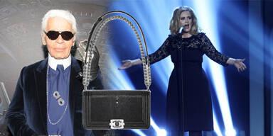 Lagerfeld entschuldigt sich mit Chanel-Tasche