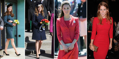 Prinzessin Beatrice kopiert Kates Stil