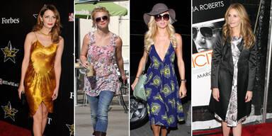 Die Top 10 der Modeflop-Stars