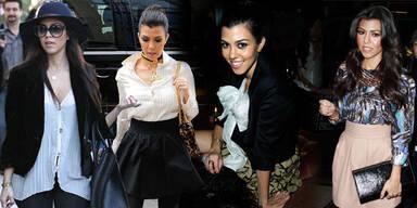 Star Style: Kourtney Kardashian