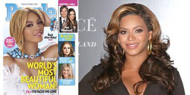 Beyoncé zu schönsten Frau der Welt gewählt