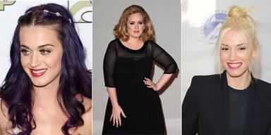 Die Top 10 Beauty-Ikonen der Musikindustrie