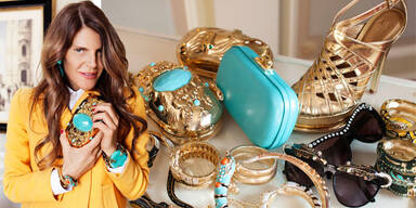 Anna Dello Russo designt Schmuck für H&M