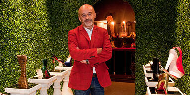 Louboutin plant Luxus- Beauty-Linie