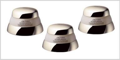 Shiseido Cremes gewinnen!