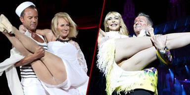 Dagmar Koller vs. Dolly Buster: Blitzer-Duell am Life Ball