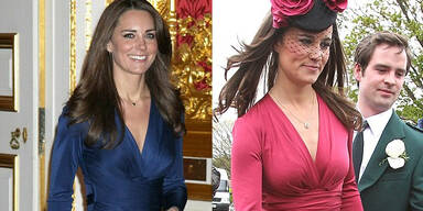 "Pippa ""kopiert"" Kates Style"