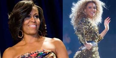 Michelle Obama, Beyoncé Knowles