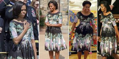 Michelle Obamas Lieblingskleid