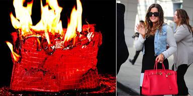 """""""Hermès verbrennt Taschen, die nicht perfekt sind"""""""