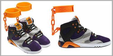"""Kontroverse um """"Sklaven""""-Sneakers"""
