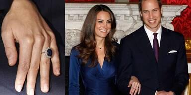 Prinz William & Kate Middleton haben sich verlobt