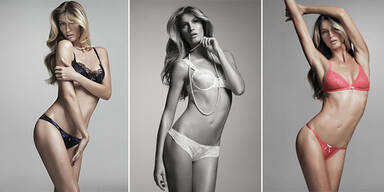 Statt Victoria's Secret eigene Lingerie-Kollektion