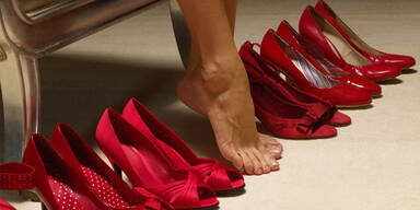 Was Schuhe über den Menschen aussagen