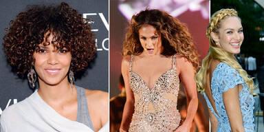 Von Gretchen-Zopf bis Afro-Kopf