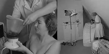 Beauty-Methoden der 50er & 60er-Jahre