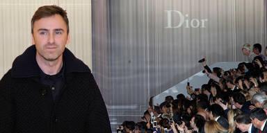 Premiere für Raf Simons bei Dior