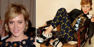 Chloë Sevigny als neues Miu Miu-Kampagnenmodel