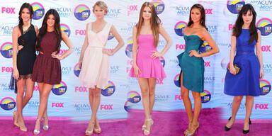Die Styles der Teen Choice Awards