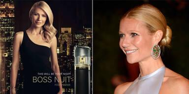 Gwyneth Paltrow leiht Hugo Boss ihr Gesicht