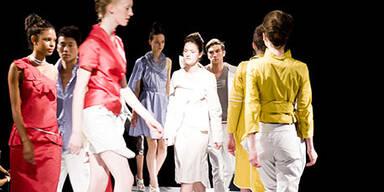 Combinat: Preview Modeschau Herbst/Winter 2012
