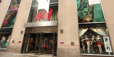 H&M eröffnet größten Shop weltweit in NY